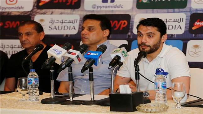 أحمد حسن عن دياز.. استفادت منه كثيراً ويكفى أنه فاز على الأهلي والزمالك في أسبوع واحد
