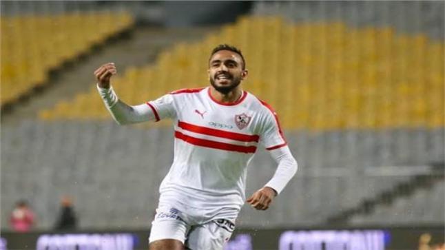 محمود كهربا في ندريبات منفردة.. ورسالة خاصة من خالد جلال للاعبين